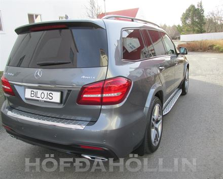 MERCEDES-BENZ GLS 350 D 4MATIC AMG
