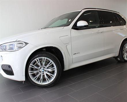 BMW X5 40E PHEV