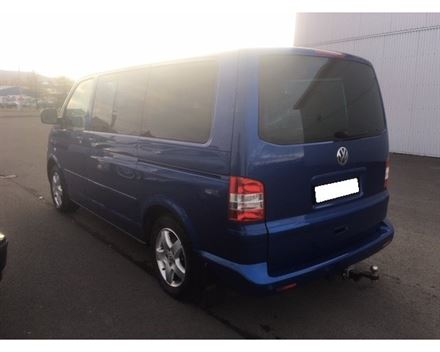 VW MULTIVAN HIGHLINE